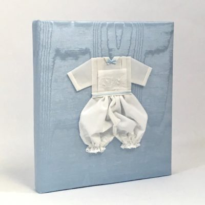 Swiss Batiste Baby Boy Knickers on Moire