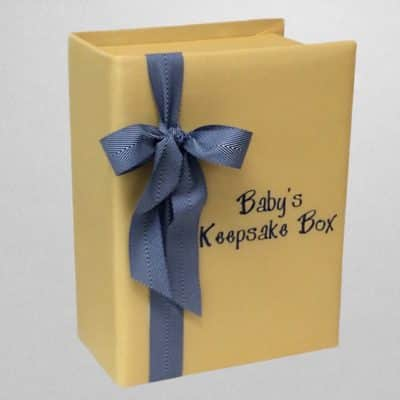 Baby Keepsake Boxes